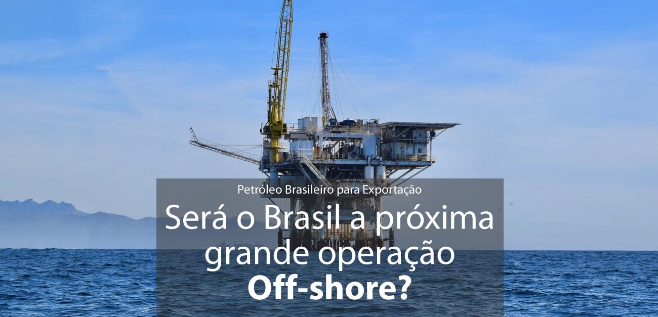 Segundo a revista TIME, o Brasil pode ser a grande operação de extração de Petróleo Off-shore do mundo e a Call Export dá a sua opinião. Foto por Zachary Theodore no Unsplash.