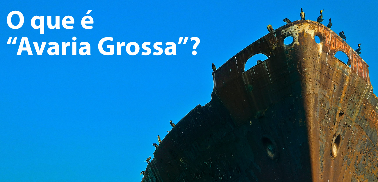 Call Export discute o termo Avaria Grossa para a Exportação e Importação. Foto por Ruxandra Gogea no Unsplassh